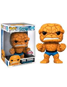Figura POP Marvel Fantastic Four The Thing Exclusive 25cm