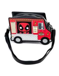 Bolso Food Truck Deadpool 30th Anniversary Marvel Loungefly