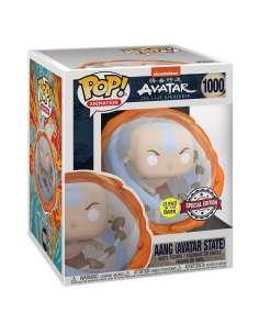 Figura POP Avatar Aang All Elements Glow in the Dark Exclusive