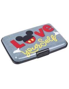 Tarjetero Mickey Disney