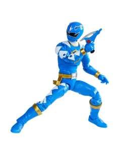 Figura Dino Thunder Blue Ranger Power Rangers 15cm