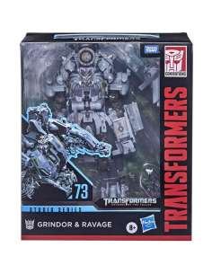 Figura Grindor Ravage Studio Series 73 Voyager Class Transformers 21cm