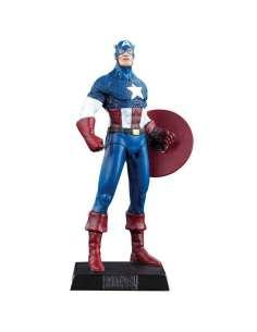 Figura Capitan America Marvel 9cm