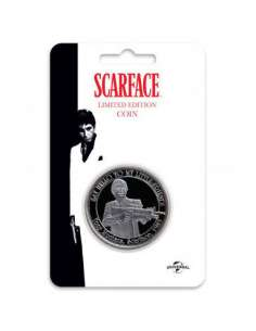 Moneda coleccionable Limited Edition Scarface