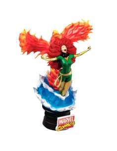 Figura Diorama Jean Grey Felix X Men Marvel 15cm