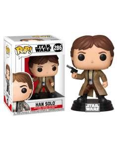 Figura POP Star Wars Endor Han