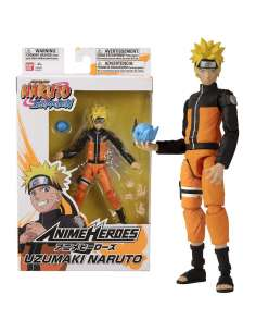 Figura Naruto Uzamaki Anime Heroes Naruto Shippuden 15cm