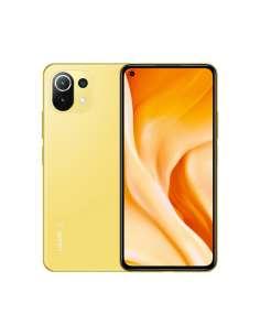 SMARTPHONE XIAOMI MI 11 LITE 5G 655 FHD 8GB 128GB CITRUS YELLOW