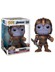 Figura POP Marvel Avengers Endgame Thanos Exclusive 25cm