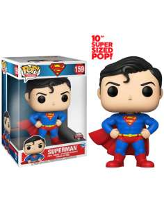 Figura POP DC Comics Superman Exclusive 25cm