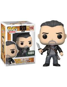Figura POP Walking Dead Negan Exclusive