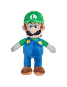 Peluche Luigi Mario Bros 35cm