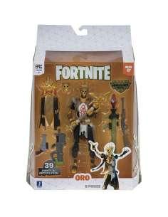 Figura Oro Legendary Series Fortnite 16cm