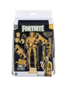 Figura Midas Gold Legendary Series Fortnite 15cm