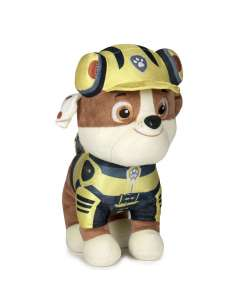 Peluche Rubble Patrulla Canina Paw Patrol 20cm