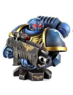 Busto Ultra Marine Primaris Warhammer 40K 16cm