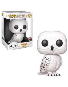Figura POP Harry Potter Hedwig Exclusive 25cm