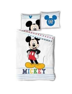 Funda nordica Mickey Disney cama 90cm algodon
