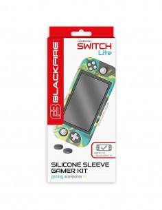 Switch - Blackfire Silicone...