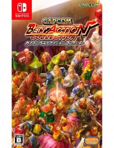 Switch - Capcom Belt Action...
