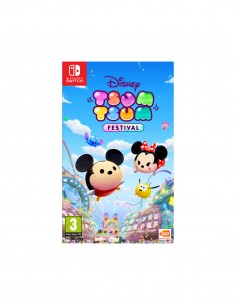 Switch - Disney Tsum Tsum...