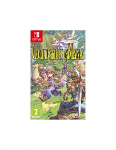 Switch - Collection of Mana