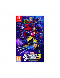 Switch - Marvel Ultimate...