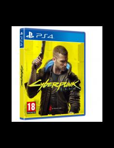 CYBERPUNK 2077 PS4 Day One...