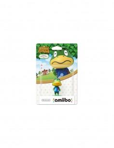 Amiibo Capitán Animal Crossing