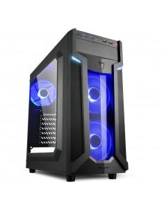 CAJA SHARKOON VG6 W ATX 2XUSB30 SIN FUENTE BLUE